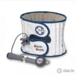 """Disk Dr. Double WG 50 (size XL เอว 34""""-36 """") อุปกรณ์กายภาพบำบัด สำหรับ ป้องกัน และรักษาอาการ """"ปวดหลัง, ปวดเอว"""""""