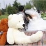 ตุ๊กตาหมีอ้วน ขนาด 2.5 เมตร