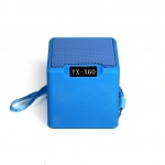 Bluetooth Speaker YX-X60 ลำโพงบลูทูธขนาดเล็กจิ๋ว พกพาสะดวก เสียงดี ขนาดเล็กเพียง 5.5 cm