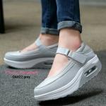 รองเท้าคัทชู เพื่อสุขภาพ รุ่น Super Comfort คู่นี้รับประกันความนุ่มสบาย ทุกสัมผัสของการเดิน ดูแลสุขภาพเท้า และหลังได้อย่างดีเยี่ยม ศึกษาและเข้าใจสรีระเท้าของคุณอย่างมั่นใจ พื้นรองเท้ารุ่นใหม่รับแรงกระแทกได้ดี กระจายน้ำหนักจากส้นเท้าไปที่ฝ่าเท้า ทำให้การยื