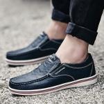 พรีออเดอร์ รองเท้ากีฬา เบอร์ 37-47 แฟชั่นเกาหลีสำหรับผู้ชายไซส์ใหญ่ เบา เก๋ เท่ห์ - Preorder Large Size Men Korean Hitz Sport Shoes