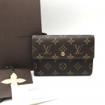 (SOLD OUT)LOUISVUITTON monogram wallet