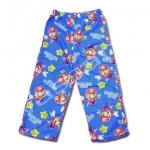 กางเกง สีน้ำเงิน ลาย Mario Out Of This World 4T