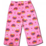 กางเกง สีชมพู ลาย Sesame Street 3T