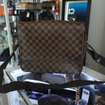 (SOLDOUT)LOUIS VUITTON Damier Shelton MM
