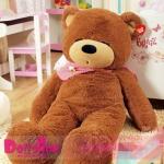 ตุ๊กตาหมีหลับ brown 1.6 เมตร
