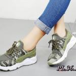รองเท้าผ้าใบแฟชั่น สไตล์เกาหลีสวยเก๋น่ารัก วัสดุอย่างดี ทรงสวย ใส่สบาย ใส่เที่ยว ออกกำลังกาย แมทสวยเท่ห์ได้ทุกชุด