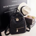 กระเป๋าเป้ Women nylon leather 2017