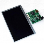 7 inch Raspberry Pi TN LCD With HDMI AV Screen Display Module