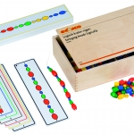 LOGICAL BEAD GAME BOX