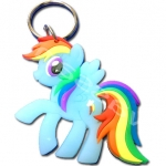 พวงกุญแจ My Little Pony - Rainbow Dash