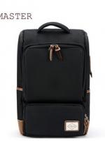 Y-MASTER Back pack(กระเป๋าเป้ สะพายหลัง) BA058 สีดำ พร้อมส่ง