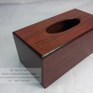 กล่องทิชชูไม้ ขายส่ง