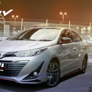ชุดแต่งรถ Toyota Yaris Ativ