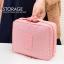 กระเป๋าเครื่องสำอาง/อุปกรณ์อาบน้ำ Travel storage ลายดอกฟ้า thumbnail 9