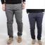 [พรีออเดอร์] กางเกงแฟชั่นเกาหลีผู้ชายไซต์ใหญ่ size 36 - 48 ขายาว - [Preorder] Plus size Men ฺKorean Hitz size 36 - 48 Long Trousers thumbnail 1