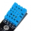 Temperature and Relative Humidity Sensor DHT11 Module with Cable thumbnail 2