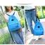 Bunny Drawstring bag (สีฟ้า) thumbnail 2