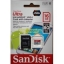 Raspberry Pi Sandisk Micro SD Class 10 80MB/S - 16GB with Adapter thumbnail 2
