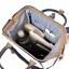 กระเป๋าเป้ Anello Cotton Navy (Standard) ผ้าคอตตอน สีทูโทน ขาวกรมท่า thumbnail 6