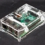 RaspberryPi3 Model B Set1 ,SD Card 16GB,Case,2 heat sinks,2.5A Adapter Charger thumbnail 2