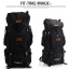 Special large backpack 70L thumbnail 7