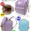 กระเป๋าเป้ Anello Canvas Lavender (Standard) ผ้าโพลีเอสเตอร์แคนวาส กันน้ำ thumbnail 6