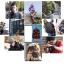 กระเป๋ากล้อง ถ่ายรูป เลนส์ CA003 ดำนอก-แดงด้านใน thumbnail 9