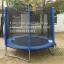 Coopster แทรมโพลีน 8ฟุต(2.44ม) สีน้ำเงิน thumbnail 1