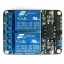 2 Channel 5V Relay Module high-current relay DC30V 10A or AC250V 10A thumbnail 1