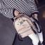 กระเป๋าเป้สะพายผู้หญิง Deluxe Luxury สวย หรู thumbnail 8