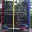 Coopster แทรมโพลีน 6ฟุต(1.83ม) สีสายรุ้ง thumbnail 1