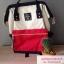 กระเป๋าเป้ Anello F Tricolor สี France (Standard) สีสุดฮิต!! ผ้าโพลีเอสเตอร์แคนวา่ส กันน้ำ thumbnail 6