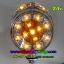 ไฟกิ๊กก๊อก LED 2หน้า มีหมวก 24v ดวงใหญ่ 4 นิ้ว thumbnail 7