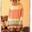 พรีออเดอร์ เสื้อกันหนาววัยรุ่นผู้หญิง สำหรับอายุ 18 -24 ปี แฟชั่นญี่ปุ่นใหม่ แขนยาว แบบเก๋ เท่ห์ - Preorder New Japanese Fashion Long-sleeved Sweater for Female age 18 24 years thumbnail 1
