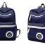 กระเป๋าเป้ Leisure korean backpack (สีดำ) thumbnail 8