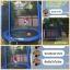 Coopster แทรมโพลีน 8ฟุต(2.44ม) สีน้ำเงิน thumbnail 4