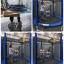Coopster แทรมโพลีน 8ฟุต(2.44ม) สีน้ำเงิน thumbnail 10