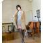 พรีออเดอร์ เสื้อเดรสแฟชั่นไซส์ใหญ่ Orange Bear แขนยาว คอกลม เก๋ น่ารัก - Preorder Women ฺHitz Large Size Korean version Brand Orange Bear Dress Round Neck Long-sleeved Pleated Skirt thumbnail 2