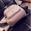กระเป๋าเป้สะพายผู้หญิง Deluxe Luxury สวย หรู thumbnail 6