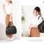 Anello Shoulder Bag กระเป๋าถือ/คล้องไหล่ สี Black thumbnail 9