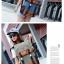 กระเป๋า Backpack Leisure Canvas thumbnail 24