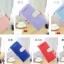 กระเป๋าสตางค์ผู้หญิง cute bag สี purple (Long) thumbnail 3