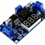 step-down power supply module with digital display LM2596 LM2596S power module + LED Voltmeter DC-DC adjustable thumbnail 1
