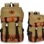 กระเป๋า Backpack Leisure Canvas thumbnail 2
