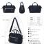Mini Anello Boston shoulder Bag (สี Navy) thumbnail 3