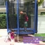 Coopster แทรมโพลีน 6ฟุต(1.83ม) สีน้ำเงิน thumbnail 6