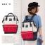 กระเป๋าเป้ Anello F Tricolor สี France (Standard) สีสุดฮิต!! ผ้าโพลีเอสเตอร์แคนวา่ส กันน้ำ thumbnail 1