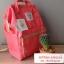 กระเป๋าเป้ Anello Lotte coral pink (Mini) thumbnail 2