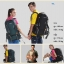 Super quality wissblue hiking backpack 40/50 ลิตร thumbnail 2
